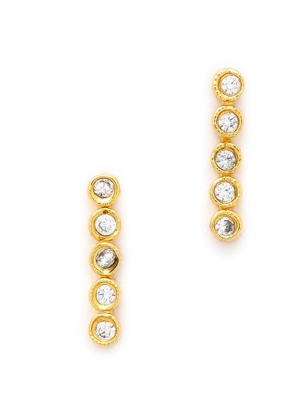 jacquie Aiche CZ earrings
