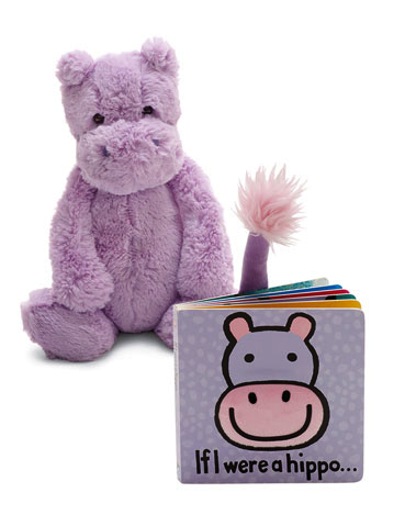 jellycat book and stuffed animal