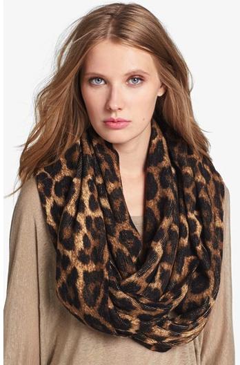 michael michael kors infinity scarf