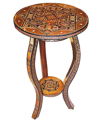 mosaic occasional table
