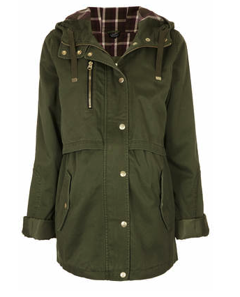 topshop maternity jacket