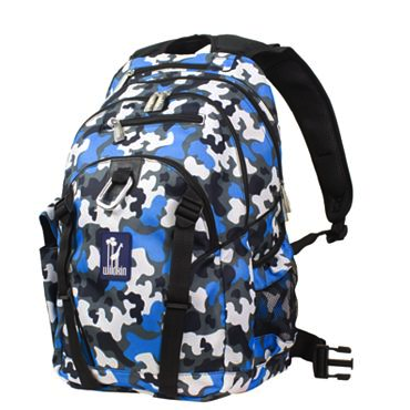 wildkin camo serious backpack