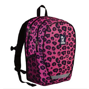 wildkin leopard backpack