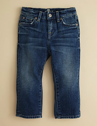 7 For All Mankind infant boy jeans