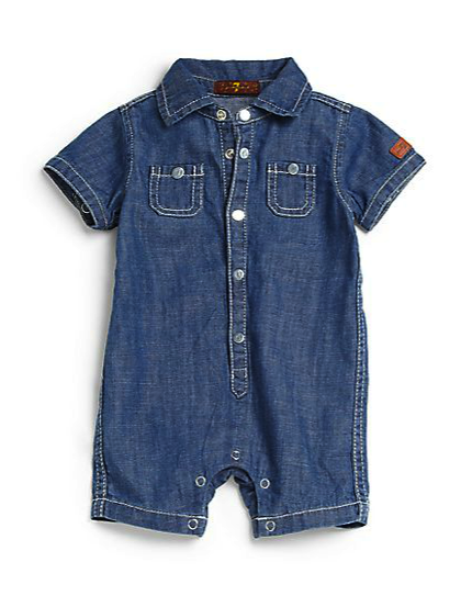 7 For All Mankind shortall