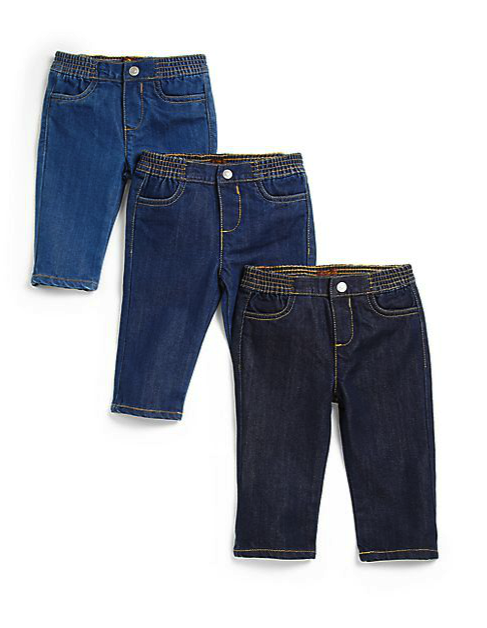 7 for all mankind baby's first year jeans set