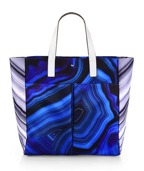 Anya Hindmarch canvas tote