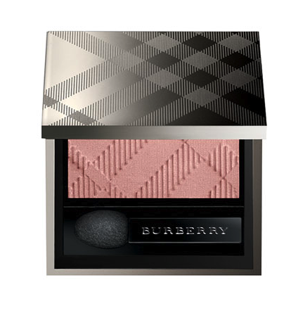 Burberry eyeshadow in tea rose