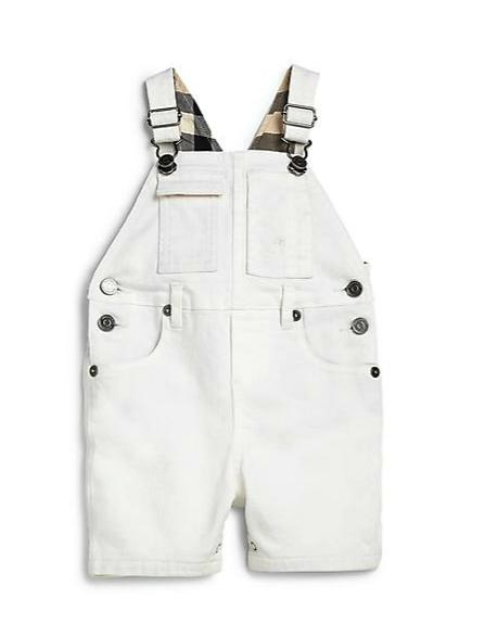 Burberry overalls