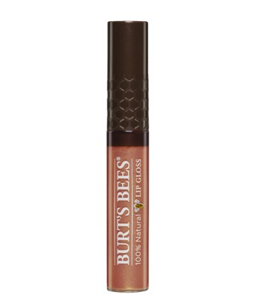 Burt's Bees lip gloss in autumn haze