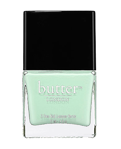Butter London nail polish in Fiver