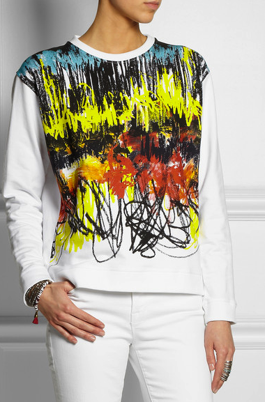 Cedric Charlier sweatshirt
