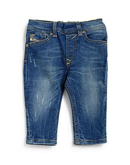 Diesel baby jeans