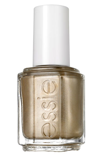 Essie nail polish good as gold