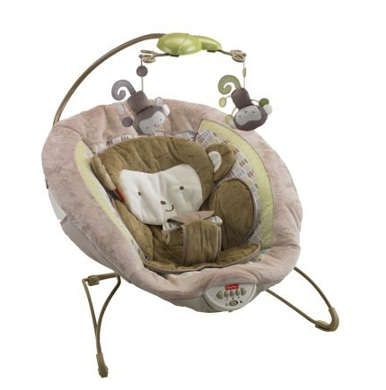 Fisher-Price SnugaMonkey bouncer