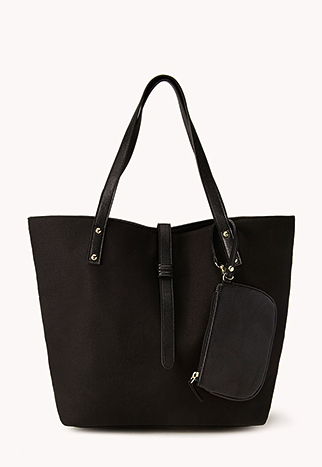 Forever 21 canvas tote
