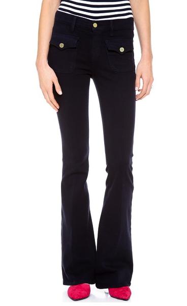 Frame Denim flared jeans