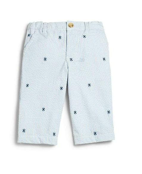 Hartstings seersucker pants