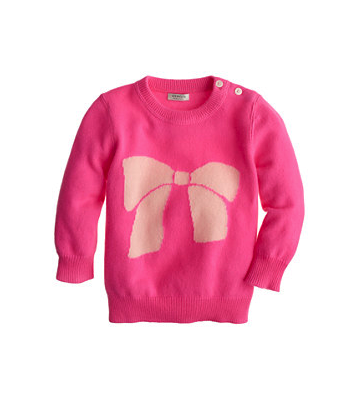 J Crew baby cashmere sweater