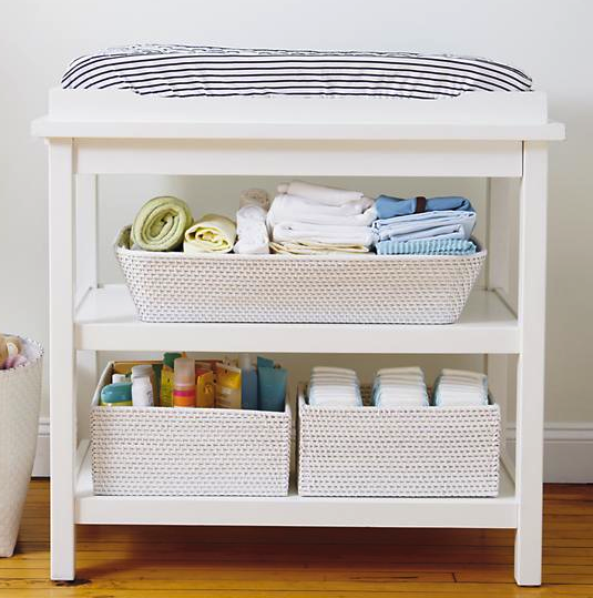 Land of Nod change it up changing table