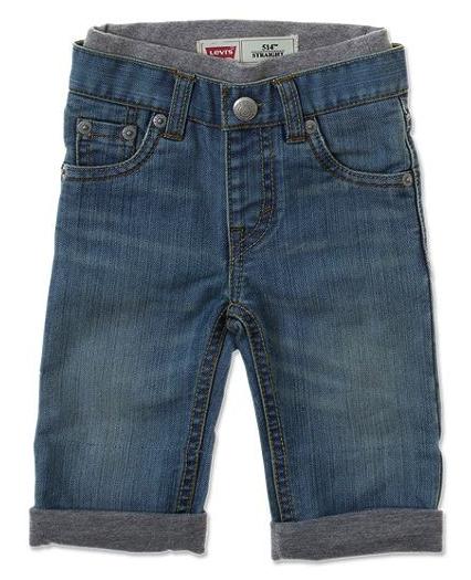 Levi's baby jeans