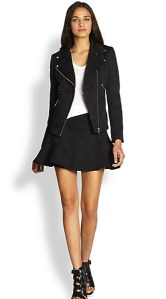 Line & Dot jacket