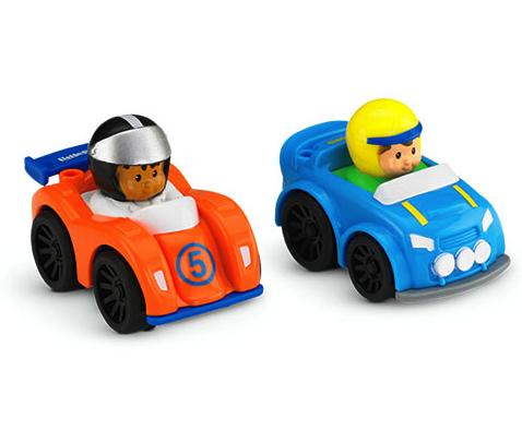 Little People cars