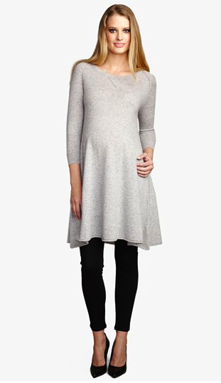 Maternal America cashmere dress