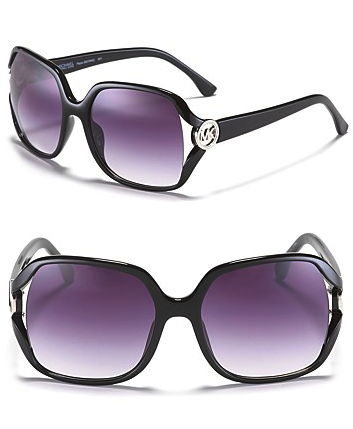 Michael Kors oversized sunglasses