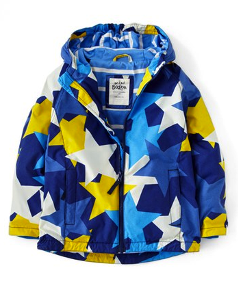 Mini Boden anorak