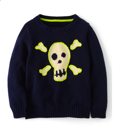 Mini Boden toddler sweater