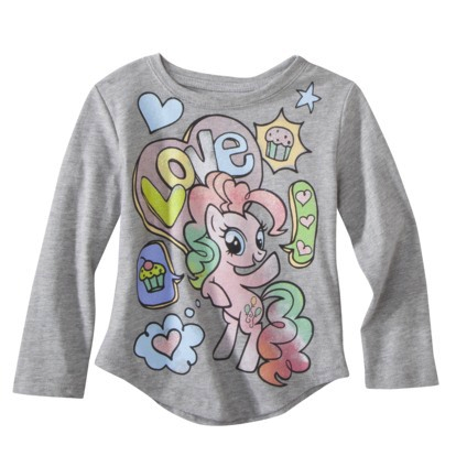 My little pony shirt