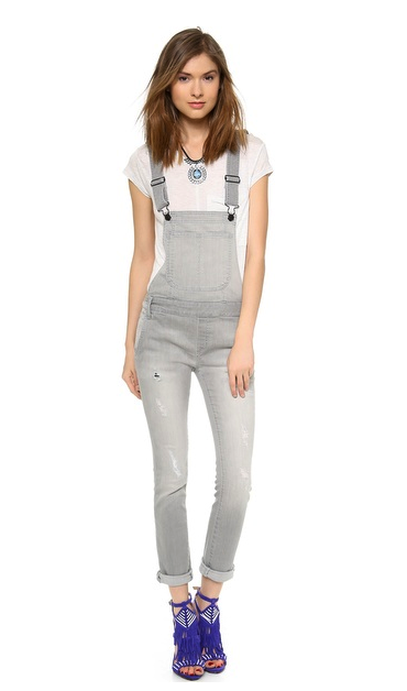 One by Black Orchid overalls