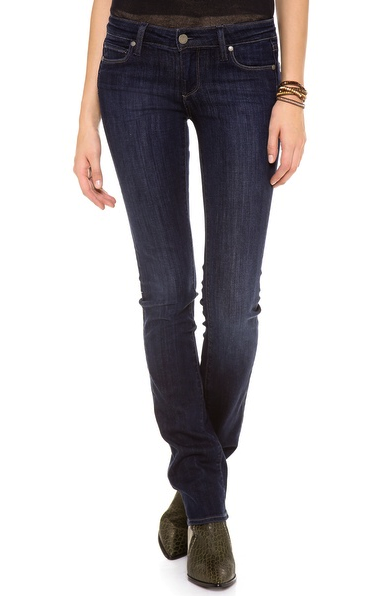 Paige Denim straight jeans