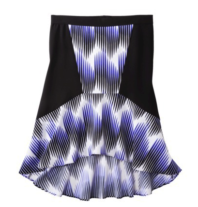 Peter Pilotto for T skirt