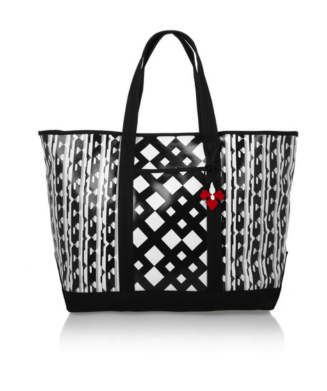 Peter Pilotto for Targt canvas tote