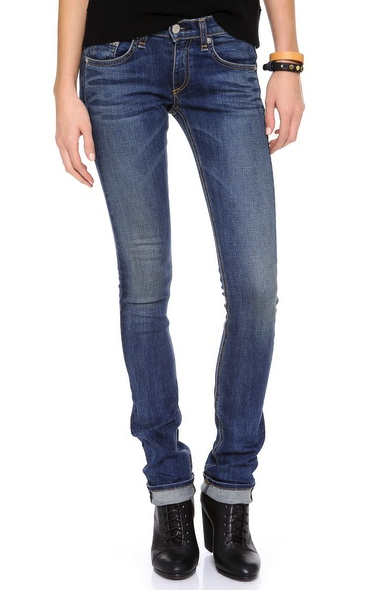Rag & Bone:JEAN cigarette jeans