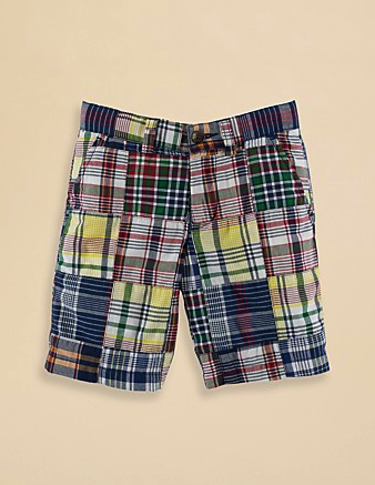 Ralph Lauren patchwork shorts