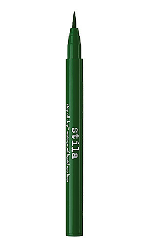 Stila Liquid liner in emerald