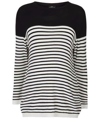 Topshop maternity pullover