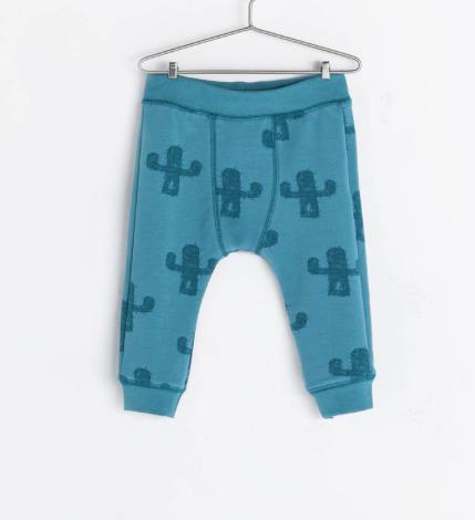 Zara cactus print leggings
