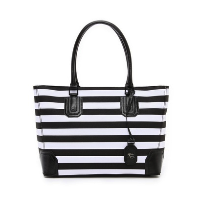 alice and olivia tote bag