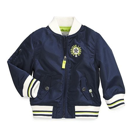 guess baby boy jacket