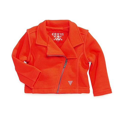 guess baby jacket