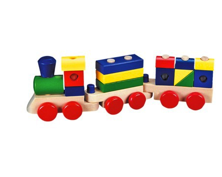 melissa and doug classic train