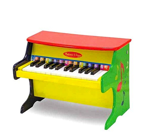 melissa and doug piano