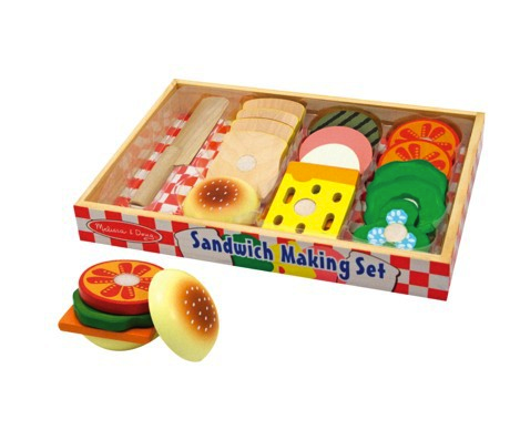 melissa and doug sandwich making kit