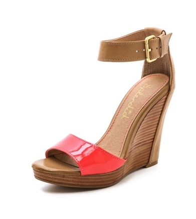 splendid wedge sandals