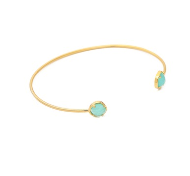 tai bracelet in mint