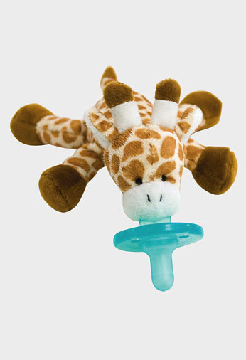 wubbanub pacifier toy